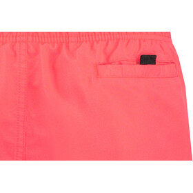 "Nike Swim Retro Stripe Lap 5"" Shorts de Volley Hombre, ember glow"